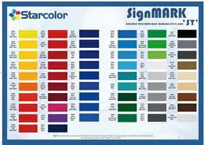 Starcolor nuancier signmark by starcolor issuu