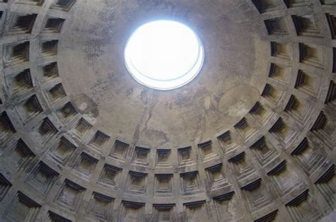 pantheon cupola il pantheon roma foto storia informazioni rome
