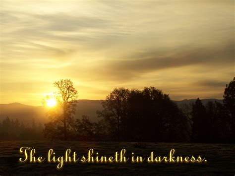 Jesus Is The Light That Shineth In Me Lyrics by Witness Jehovah Panting Hart