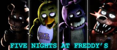 Five nights at freddys 3 unblocked game freddy 3 hacked game