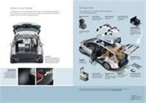 S Max Interior Dimensions by Ford S Max Interior In Ford S Max Brochure 2007 By Ford
