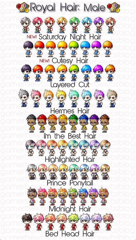 maplestory hair coupon vip 40 best images about maplestory on pinterest