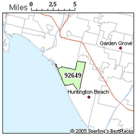 zip code map huntington beach ca best place to live in huntington beach zip 92649 california
