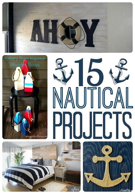 71 Best Nautical Decorating Ideas Images On Pinterest Diy Nautical Nursery Decor
