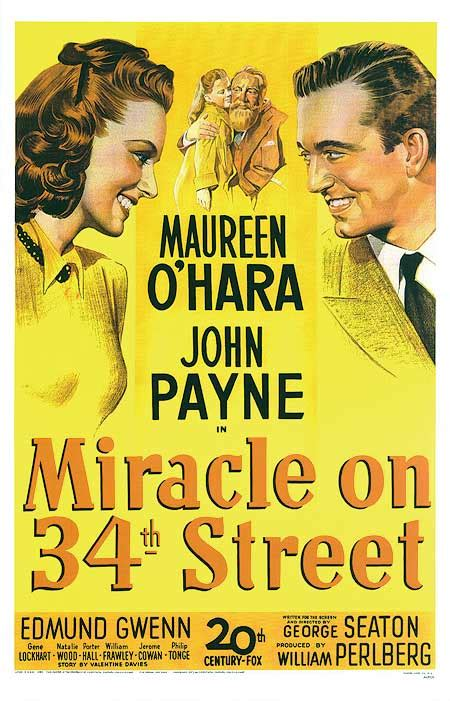 A Miracle On 34th 1947 Special Review Miracle On 34th 1947 A Gradual Epiphany The Viewer S Commentary