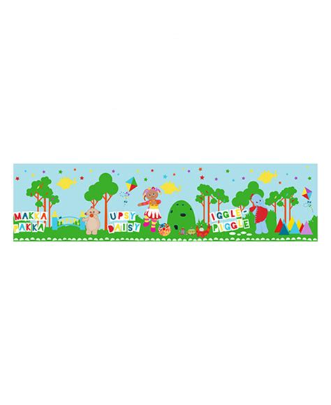 Wallpaper 5m in the garden self adhesive wallpaper border 5m