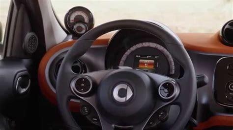 Smart Interior 2015 mercedes smart forfour interior and exterior