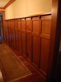 Judges Panel Wainscoting - craftsman wainscoting love it papa bear woodworks pinterest
