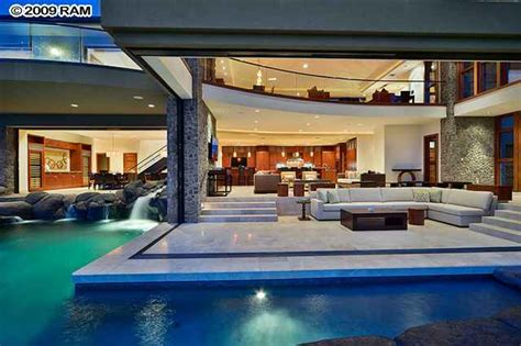 mansions amp more modern hawaii mansion with breathtaking views