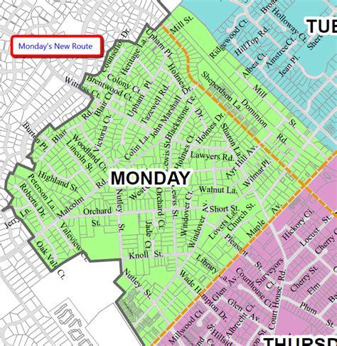 san jose sewer line map new vienna trash schedule