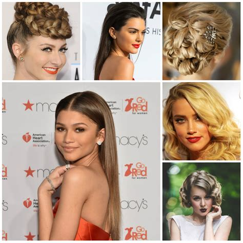 Hairstyles For Formal by Formal Hairstyle Ideas For Holidays 2016 2017 Haircuts