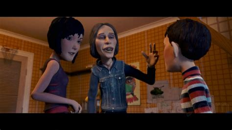 monster hous monster house 2006 review the wolfman cometh