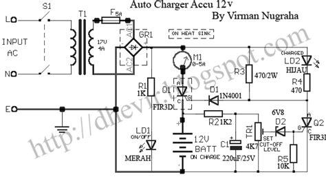 Murah Inverter Tbe Charger Accu 1000watt membuat sendiri auto charger accu 12v dengan biaya murah
