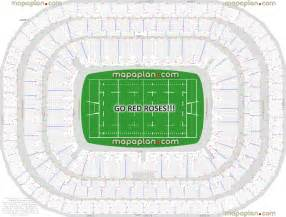 stadium plan twickenham stadium detailed seat row numbers rugby world cup floor plan sections map with