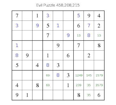 printable sudoku evil web sudoku driverlayer search engine