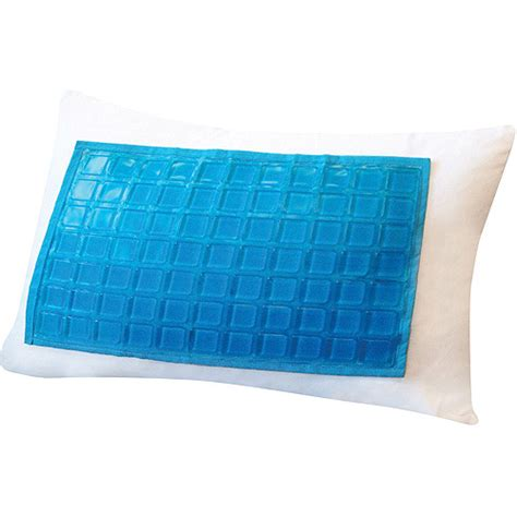 Cool Gel Pillow by Levinsohn Cooling Gel Pillow Protector Walmart