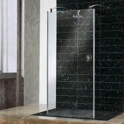 cork glass centre gallery showers free standing bath with shower screen for the home