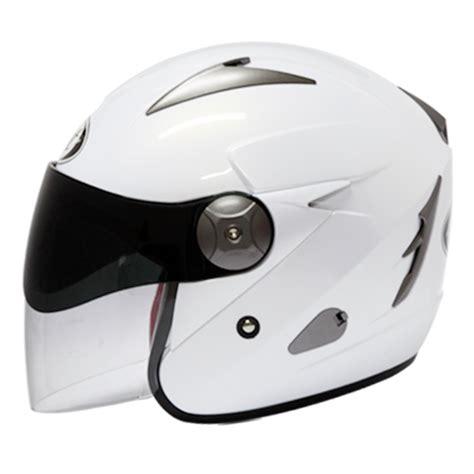 Sale Helm Kyt Galaxy Slide White Pearl helm kyt scorpion 2 solid pabrikhelm jual helm murah
