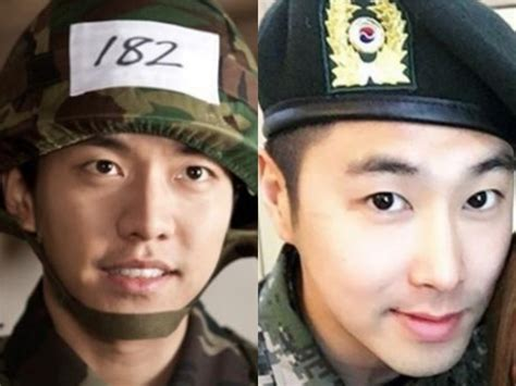 lee seung gi special forces lee seung gi and tvxq s yunho meet up in the military soompi