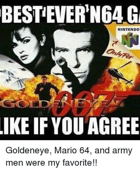 Goldeneye Meme - 25 best memes about army men army men memes