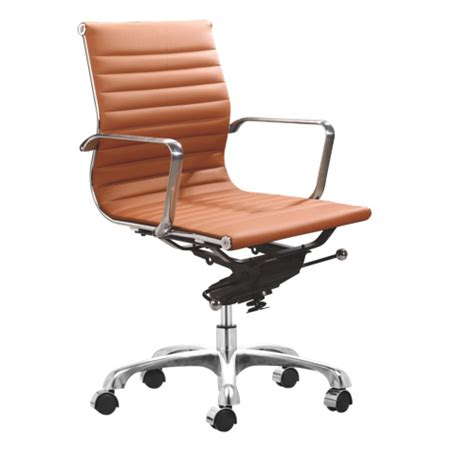 Best Buy Office Chair by Zuo Lider Low Back Office Chair 205206 Terracotta Best Buy Toronto