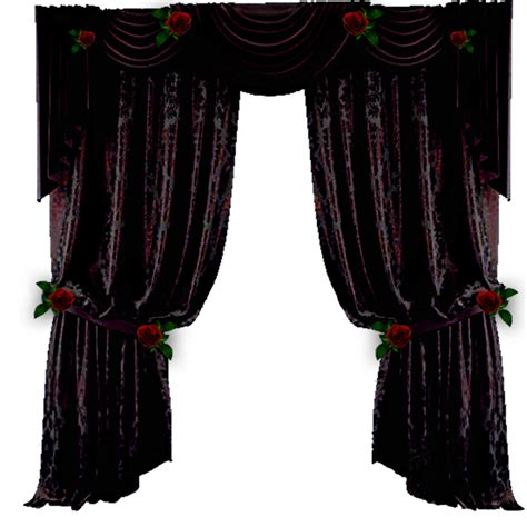 gothic style curtains forgetmenot purple curtains