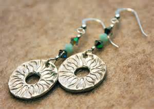 how to make metal clay jewelry ohh the things i could do with metal clay make