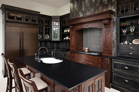 black corian furniture black corian countertop with arch faucet and