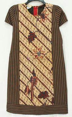 Baju Batik Lurik batik kombinasi lurik