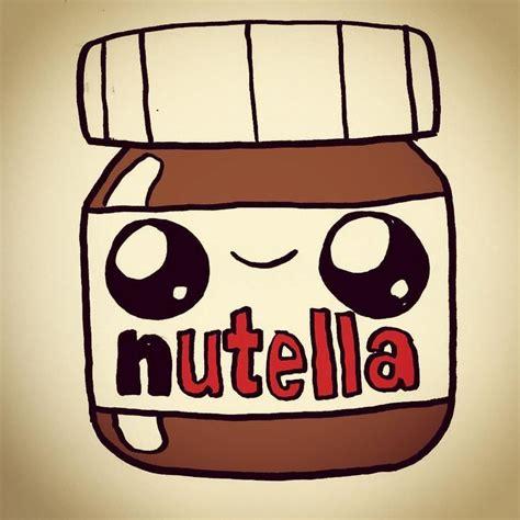 Imagenes Kawaii Nutella | aqui teneis una nutella super kawaii espero que os guste