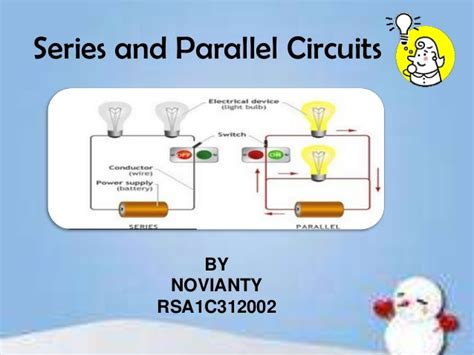 parallel circuits materials series and parallel circuits