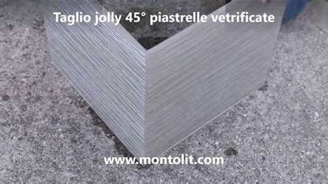 tagliare piastrelle gres porcellanato taglio jolly 45 gradi piastrelle vetrificate