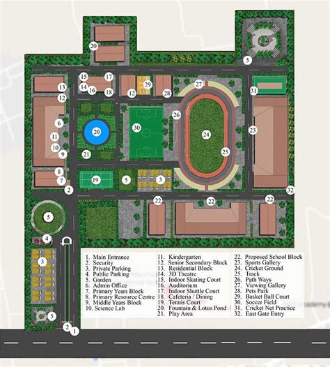 comfort international school coimbatore school map manchester international school coimbatore