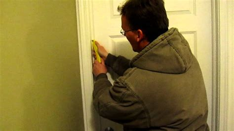 how to get in a locked bedroom door bedroom door lock will not unlock youtube