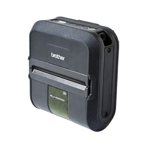 Rugged Portable Printer Rj 4040 Rugged Mobile Printer Wireless Uk
