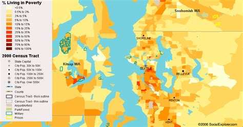 seattle income map seattle poverty map visualizing economics