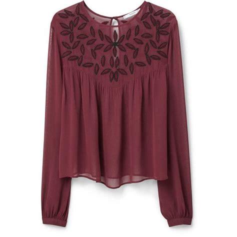 Beaded Chiffon Shirt 1000 ideas about chiffon blouses on blouses