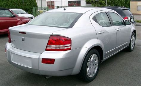 electric and cars manual 2008 dodge avenger auto manual dodge avenger 2008 owners manual service repair manual