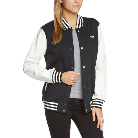 Adidas Originals College Letterman Jacket Adidas Originals Style Varsity Jacket Damen College Jacke 220 Bergangsjacke Ebay