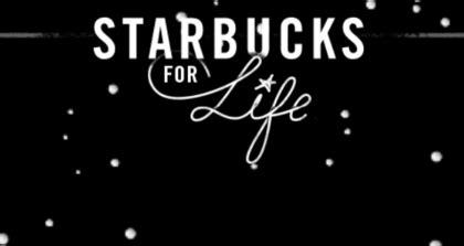 Set For Life Sweepstakes - starbucks for life 2016 holiday edition sweepstakes sun sweeps