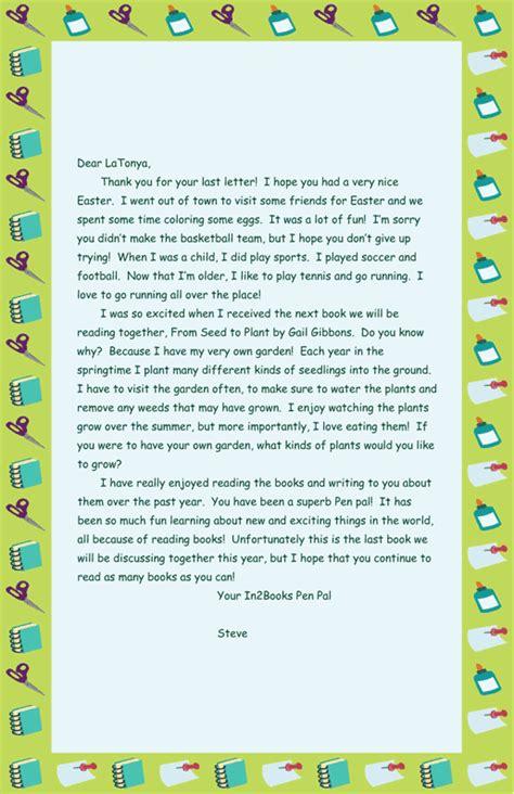 pen pal letter template quotes about pen pals quotesgram