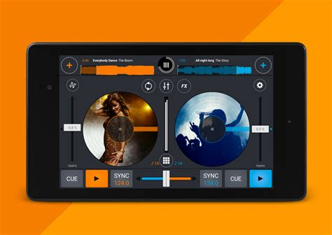 dj android kvr mixvibes releases cross dj 3 0 2 for ios android universal redesigned