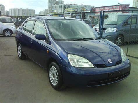 2002 Toyota Prius Hybrid Used 2002 Toyota Prius Hybrid