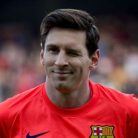 Messi New Hairstyle by Lionel Messi Haircut