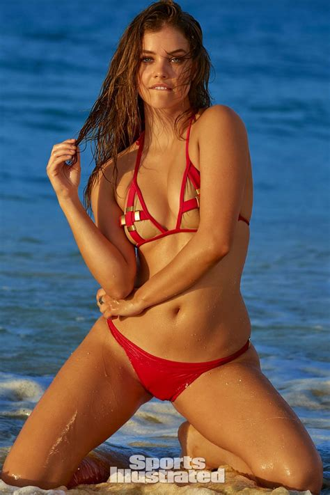 sports illustrated barbara palvin in sports illustrated swimsuit issue 2016