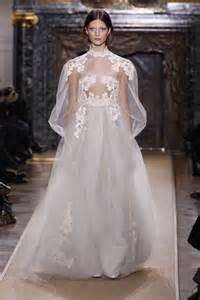 wedding dresses valentino valentino 2012 couture wedding dress 7 onewed