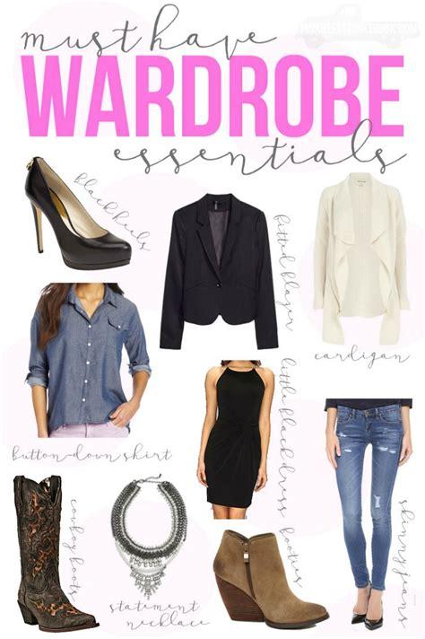 Must Wardrobe by Fashion Must Wardrobe Essentials Bradford