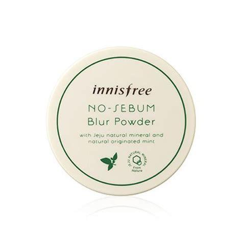 Harga Innisfree No Sebum Blur Powder innisfree no sebum blur powder korean cosmetic
