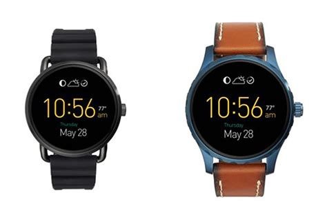 Fossil Q Wander, Q Marshal are two new Android Wear