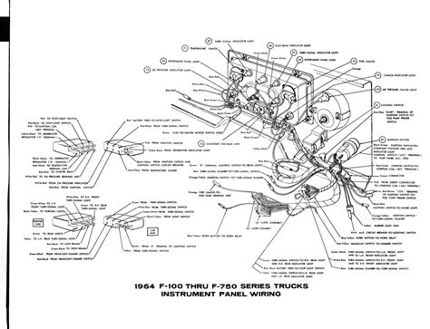 motor repair manual 1988 ford ranger instrument cluster instument panel wiring diagram 1989 ford f 250 get free image about wiring diagram